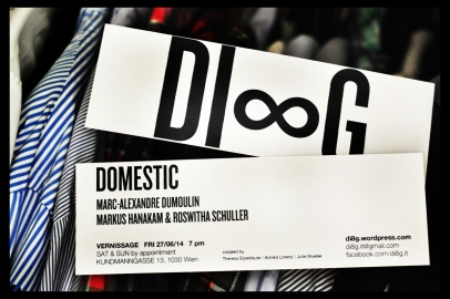 DOMESTIC DI8G DI∞G invitation web2